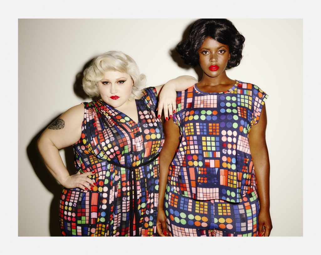 Why Beth Ditto's new plus-size clothing line is bumming out some fans