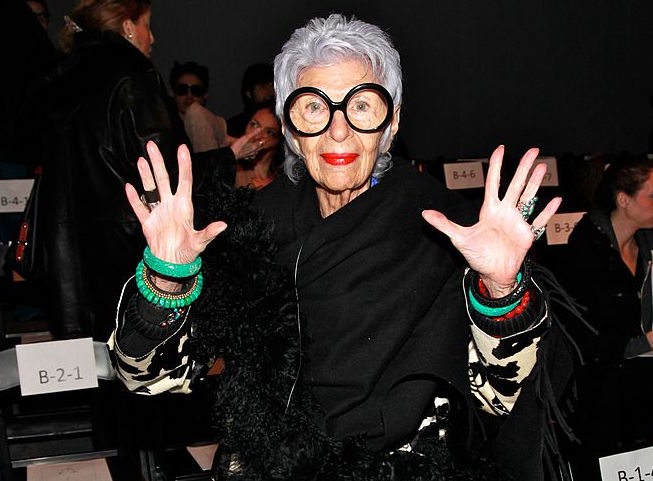Why you should live life like fashion icon Iris Apfel