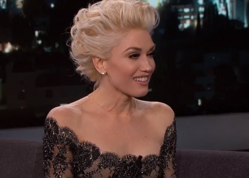Gwen Stefani just told us that her new song is absolutely about Blake Shelton