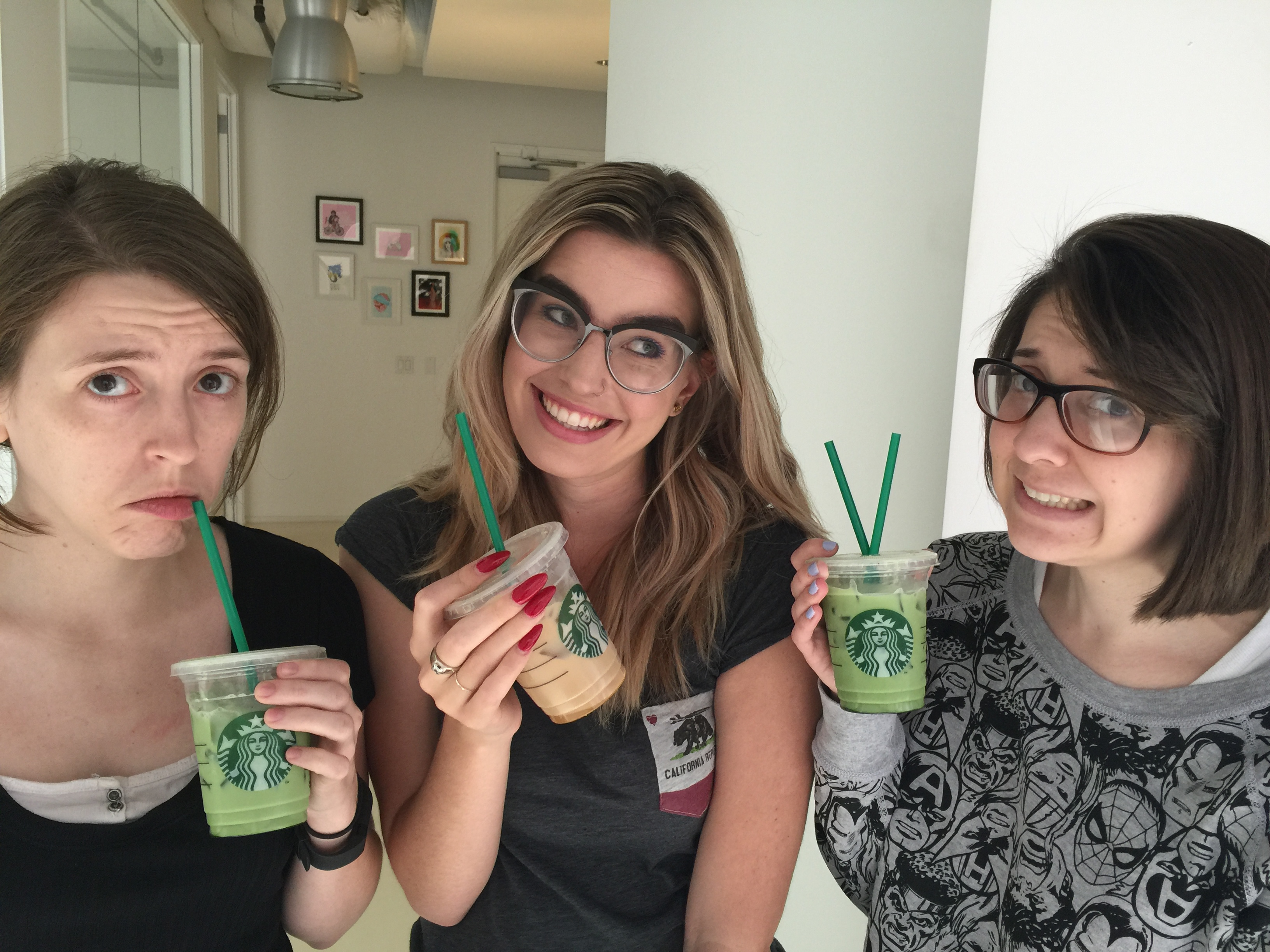 We tried Starbucks' new Smoked Butterscotch and Citrus Green Tea lattes so you don't have to