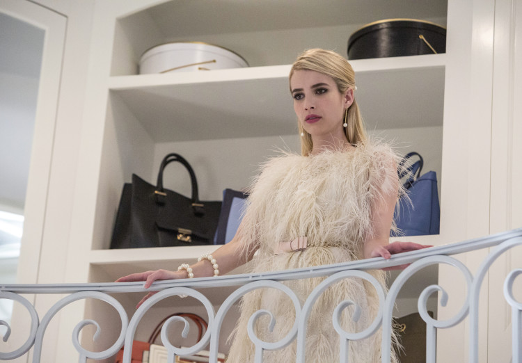 "Emma Roberts just confirmed that Chanel is returning for Season 2 of ""Scream Queens"""