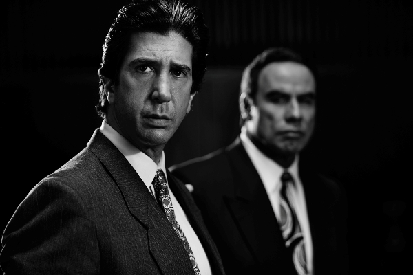 This is how David Schwimmer really feels about Robert Kardashian's role in the OJ trial
