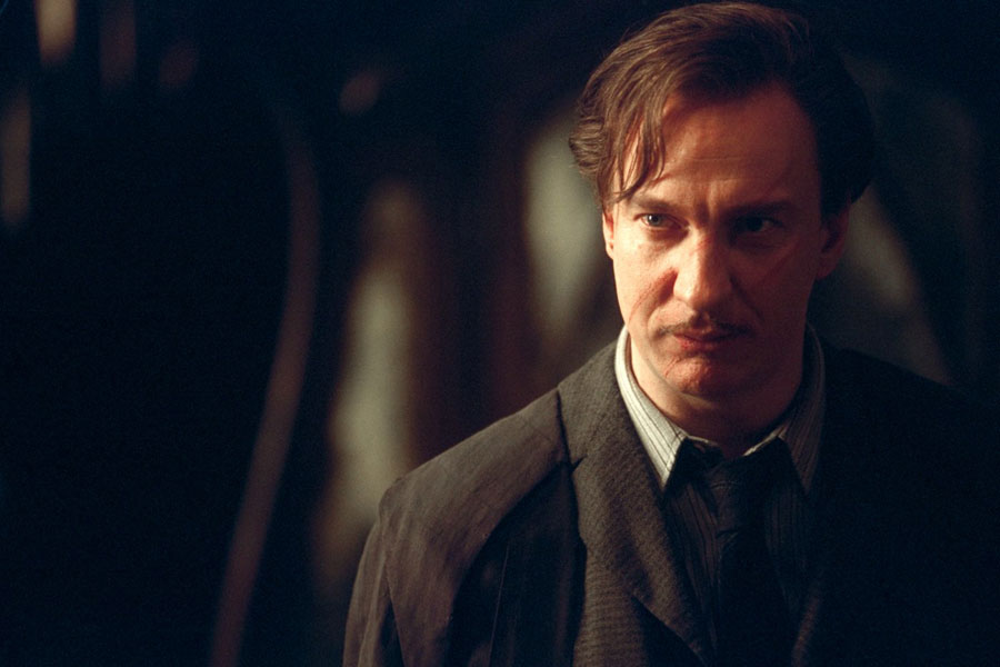 "A definitive ranking of the ""Harry Potter"" Defense Against the Dark Arts professors by hotness"