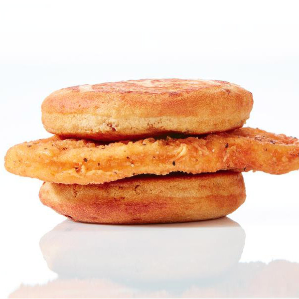 McDonald's is quietly testing out a chicken and waffle sandwich
