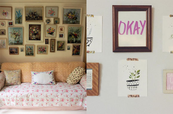 Here's what happened when I tried to Pinterest my first apartment
