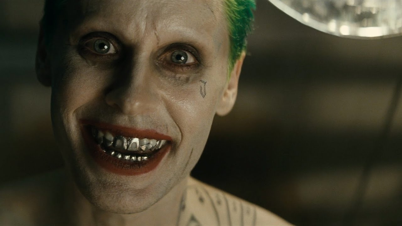 "Jared Leto did something very weird and creepy while filming ""Suicide Squad"""