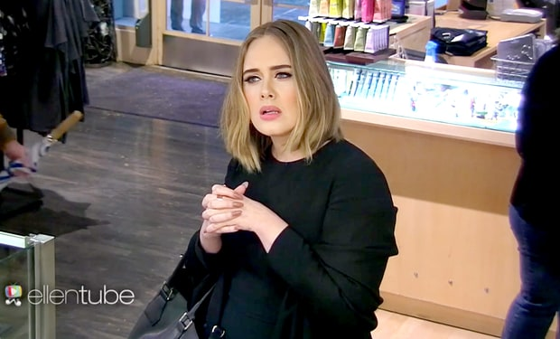 Adele and Ellen just hilariously pranked Jamba Juice