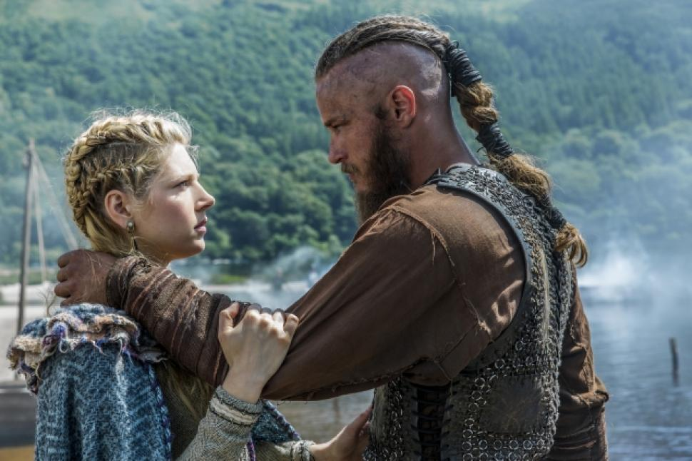 "Why you should be watching ""Vikings"""
