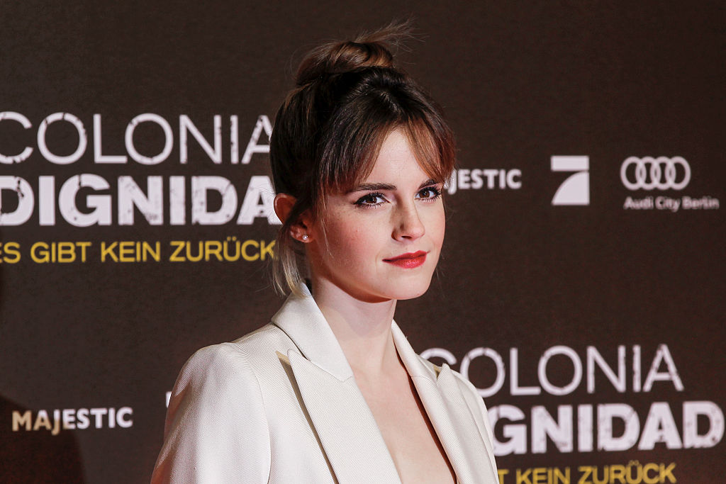 Emma Watson is taking a year break from acting