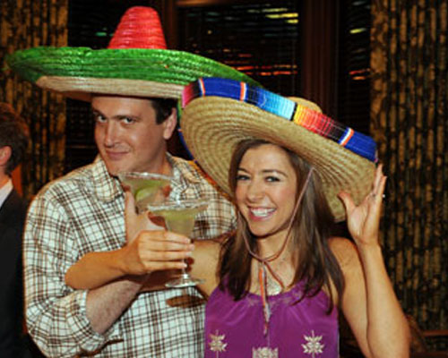 "Lily and Marshall from ""How I Met Your Mother"" are all the relationship goals you'll ever need"