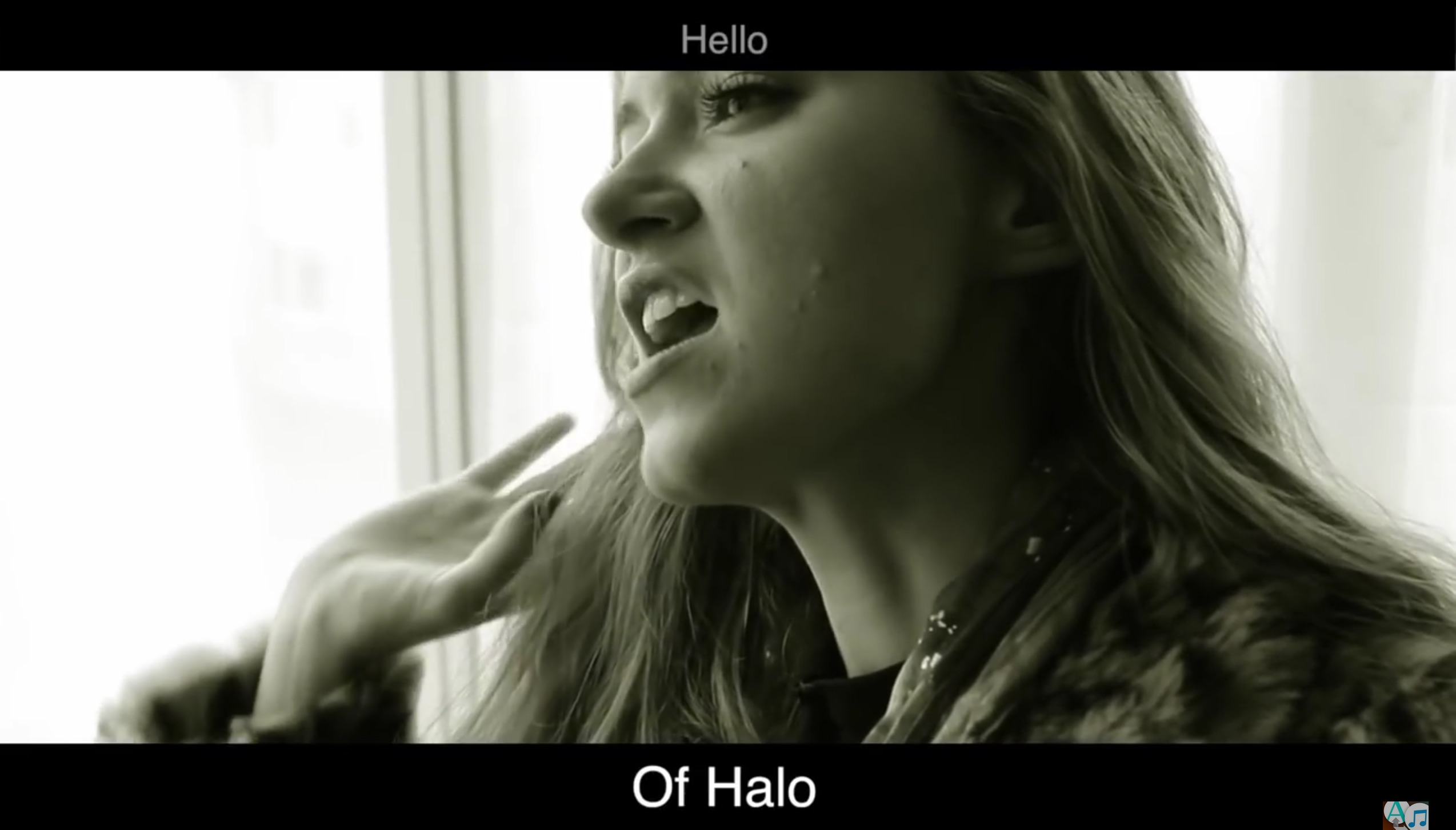 """This bizarre Google translate cover of Adele's """"Hello"""" is almost incomprehensible"""