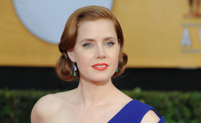 "Amy Adams is set to do a ""Gone Girl""-esque TV show, thank you TV Gods!"