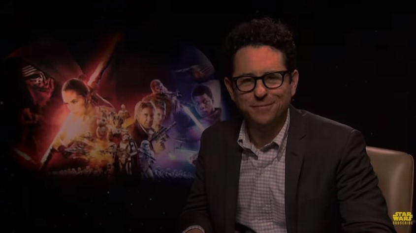 J.J. Abrams wants us all to make our own Star Wars films