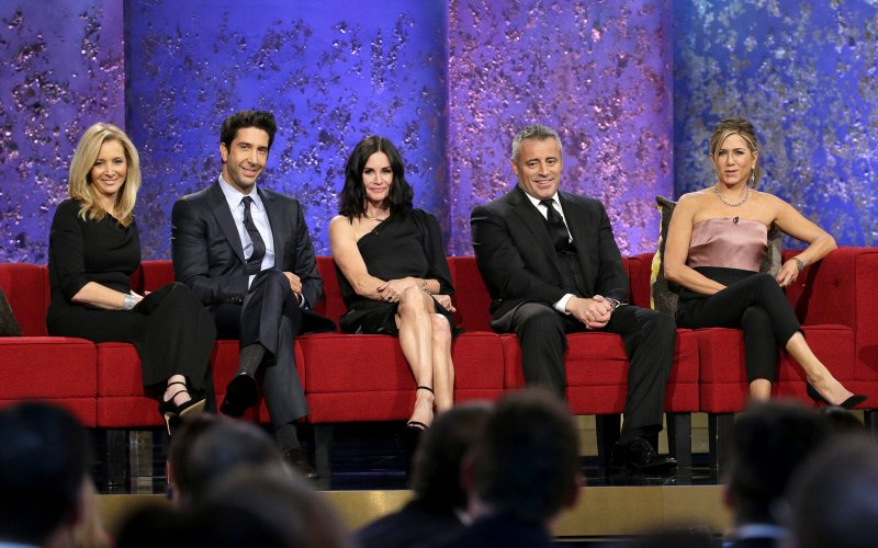 "The ""Friends"" reunion finally happened, and it was everything we hoped it would be"