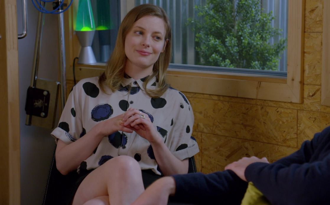 Picture of Gillian Jacobs Work Top