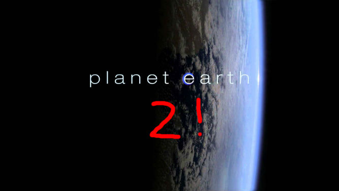 "We are SO ready for new ""Planet Earth"" episodes"