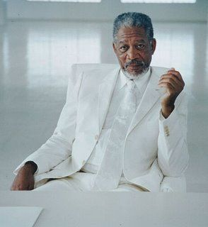 Let Morgan Freeman narrate your morning commute, because why not?
