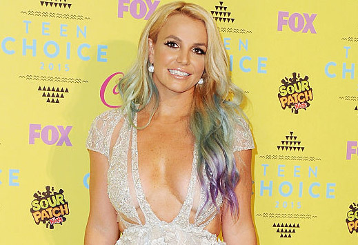 Britney Spears just released a video for a 2003 song because better late than never