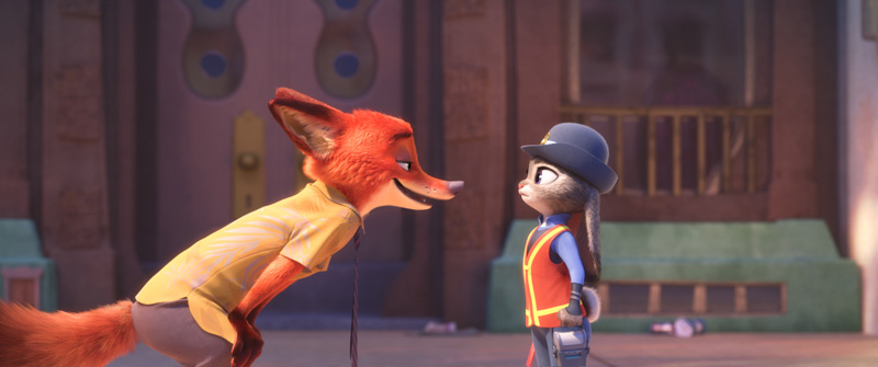 "Disney snuck a subtle ""Frozen"" easter egg into ""Zootopia"""