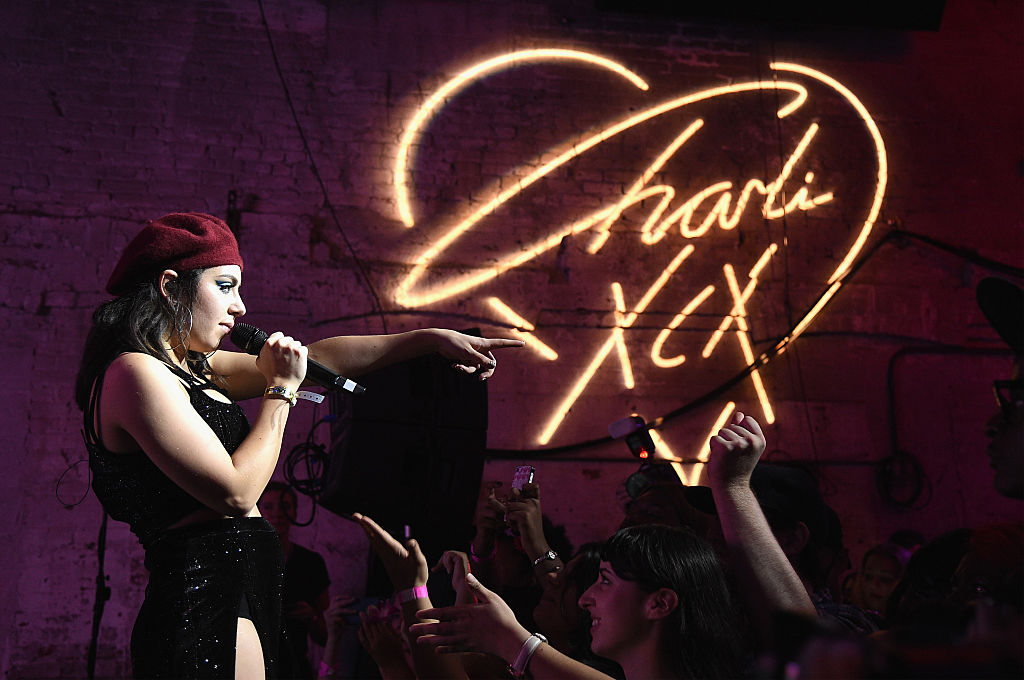 Charli XCX just launched a new record label and dropped a new song