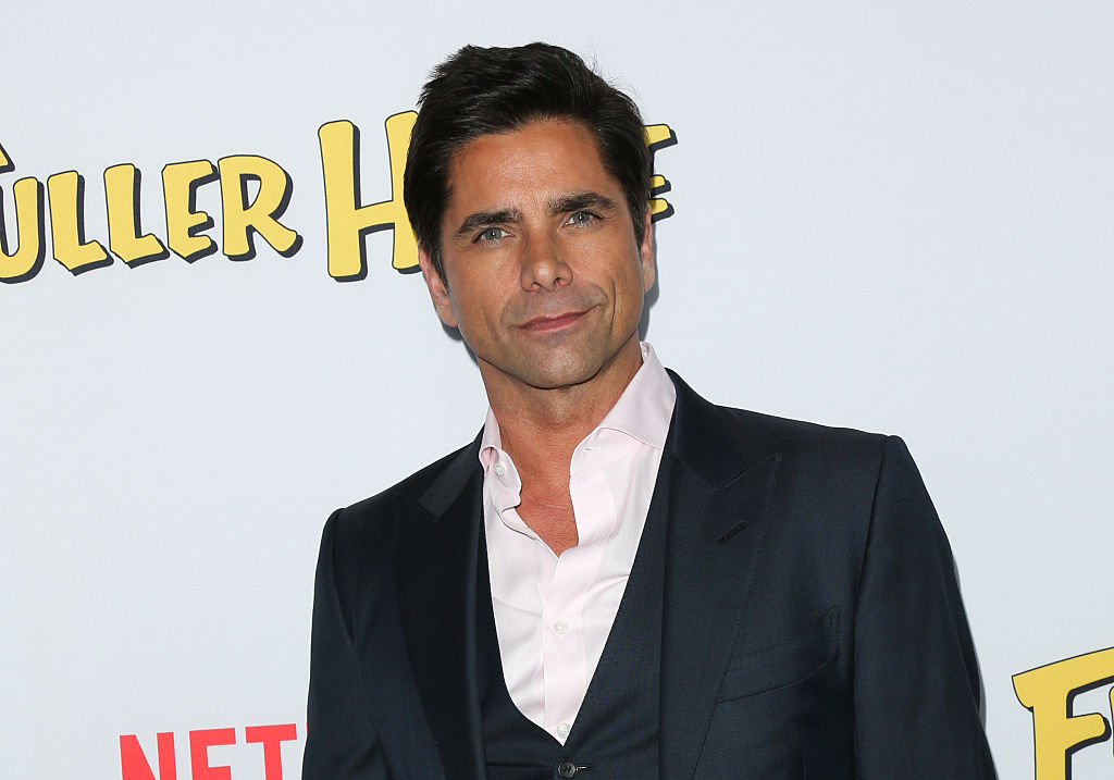 "John Stamos got emotional when he saw the first promo for ""Fuller House"""
