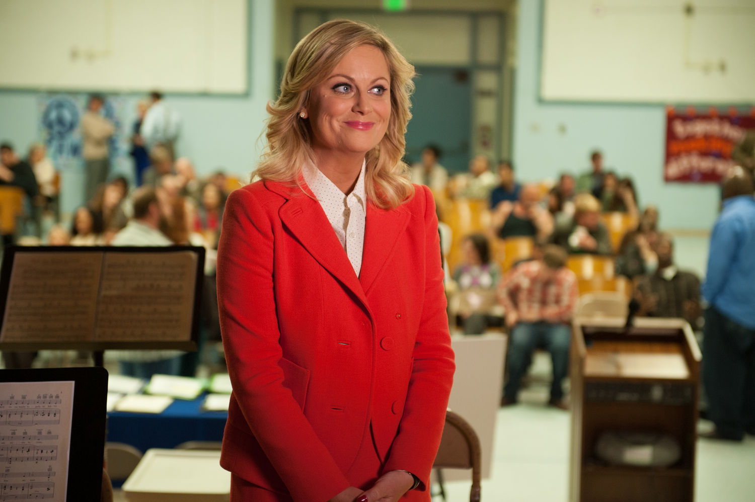 Friendly reminder that in an alternate universe Leslie Knope is PROBABLY president