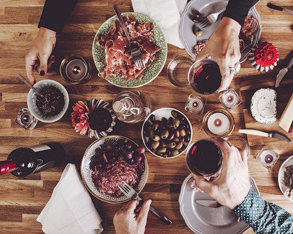 How my grandmother's obsession with food reminds me that family is important