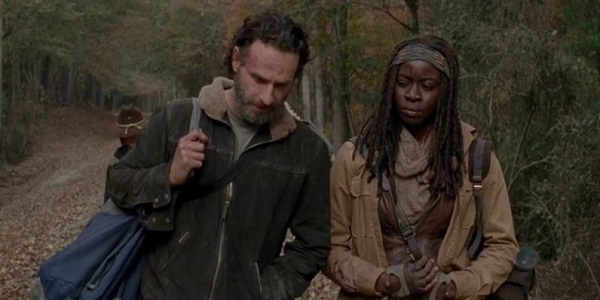 "Why Rick and Michonne on ""The Walking Dead"" are the perfect match"