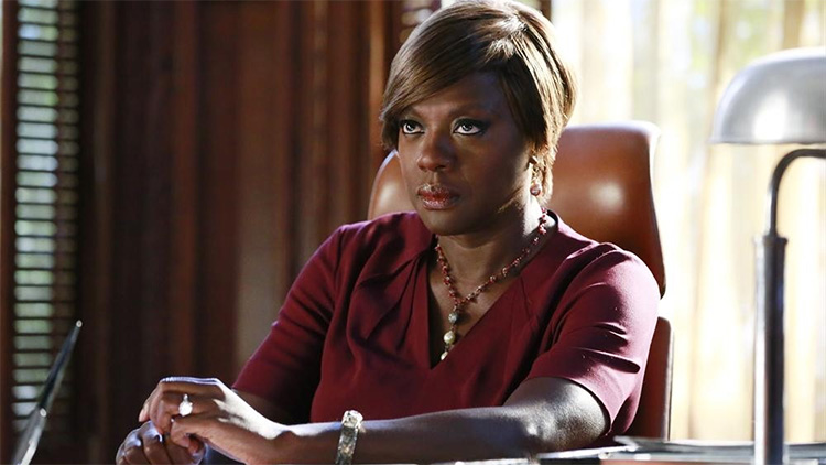 "Viola Davis isn't doing any more sex scenes on ""How to Get Away With Murder"" –here's why"