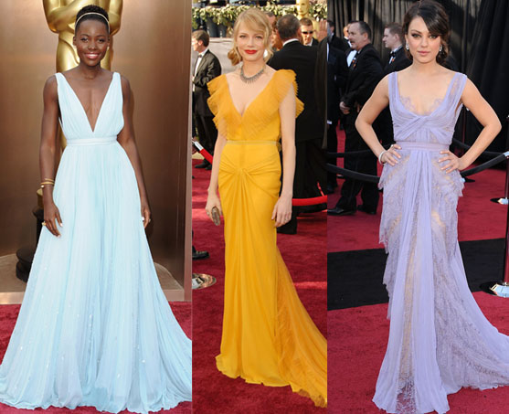 11 Oscar gowns we wish we had in our own closets