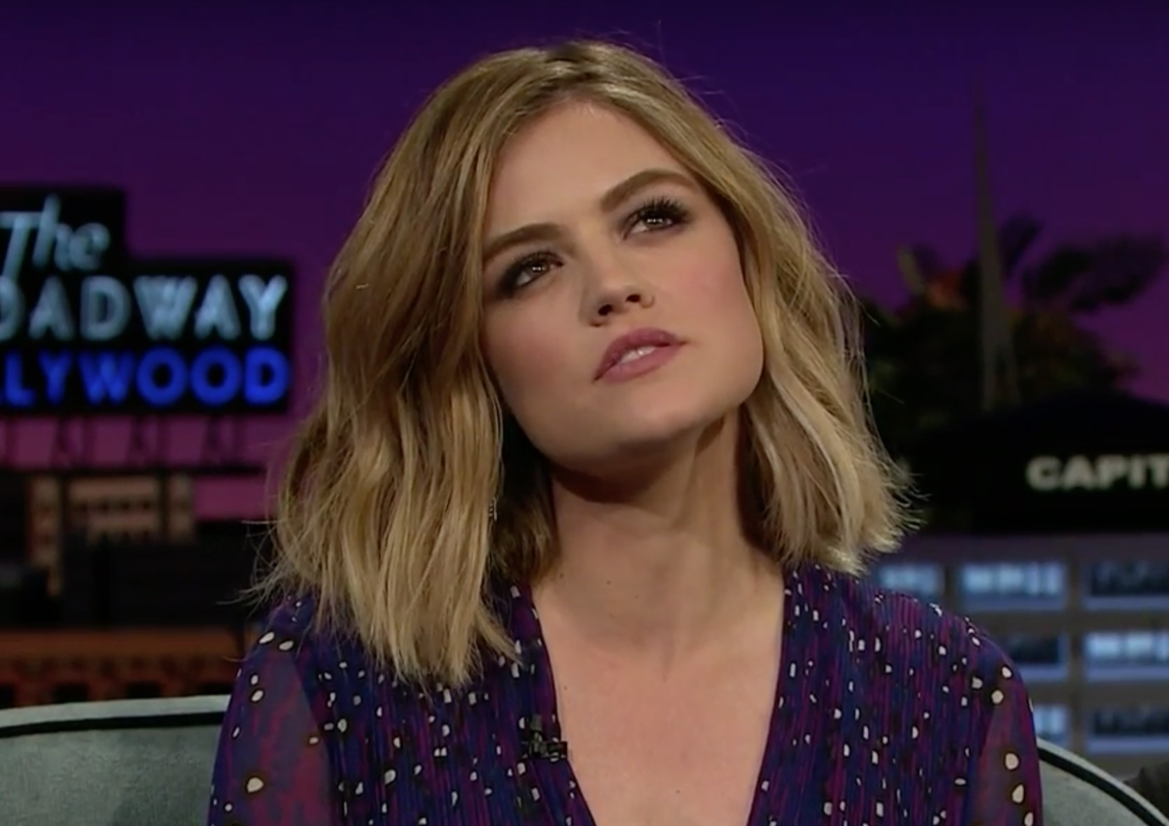 "Lucy Hale wants ""Pretty Little Liars"" to end in a really unexpected way"