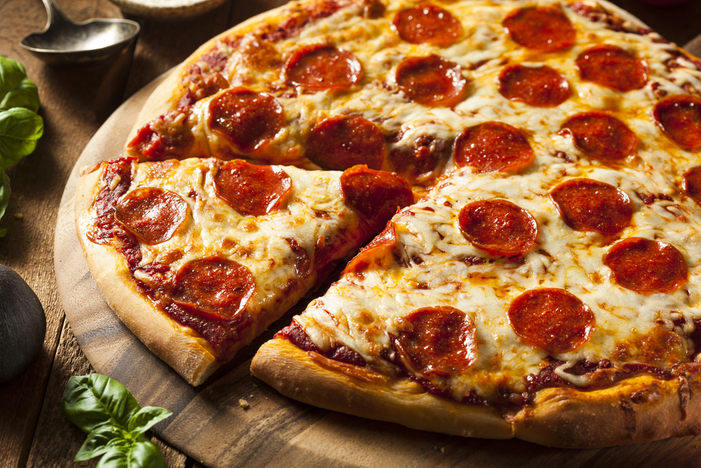 Amazon is here to help us make ordering pizza basically effortless