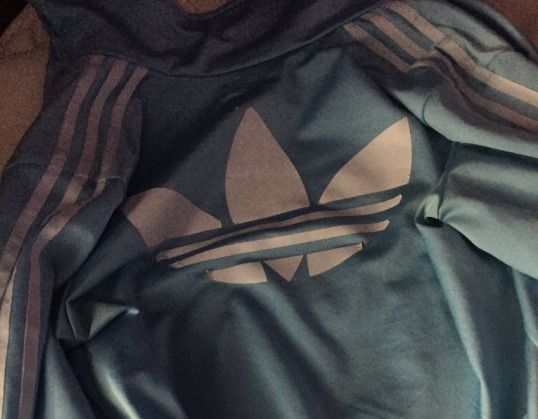 The Internet is fighting over the color of this jacket, and it's #TheDress all over again