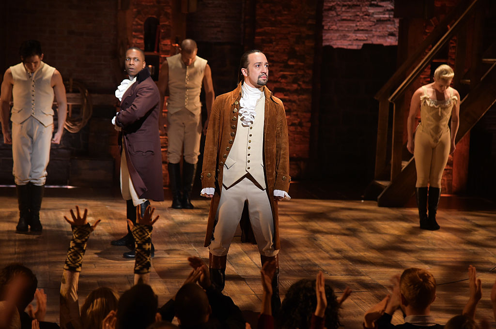 "SO MUCH YES: This ""Hamilton"" star might be joining ""Mary Poppins 2"""