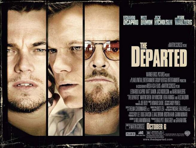 "We would definitely watch ""The Departed"" as a TV series"