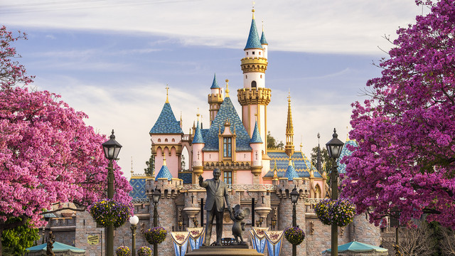 If you go on a busy day to Disneyland, now it's going to cost you more money