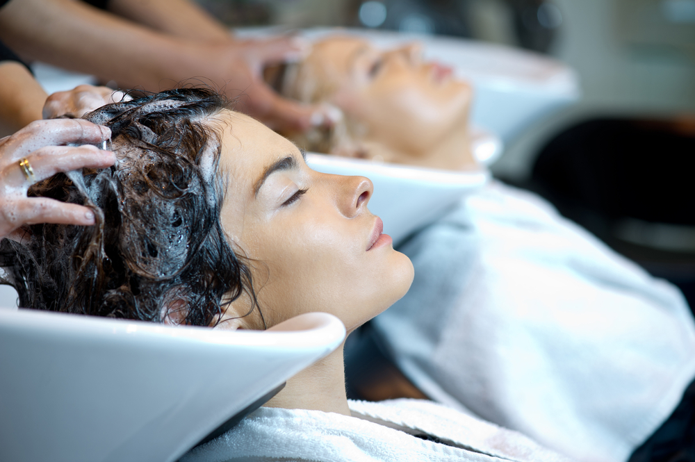 Today in scary: This woman claims getting her hair shampooed at a salon led to a stroke