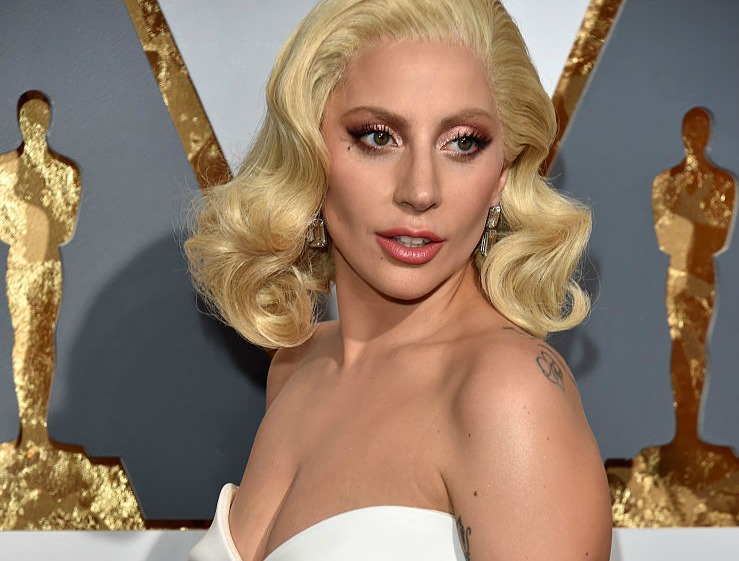 Lady Gaga is using her red carpet platform for something incredibly important