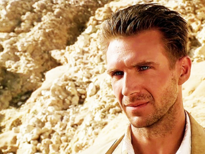 ralph fiennes the english patient