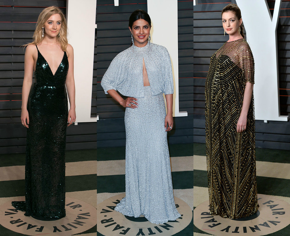 15 glitter dresses that rocked 2016 Oscars red carpet