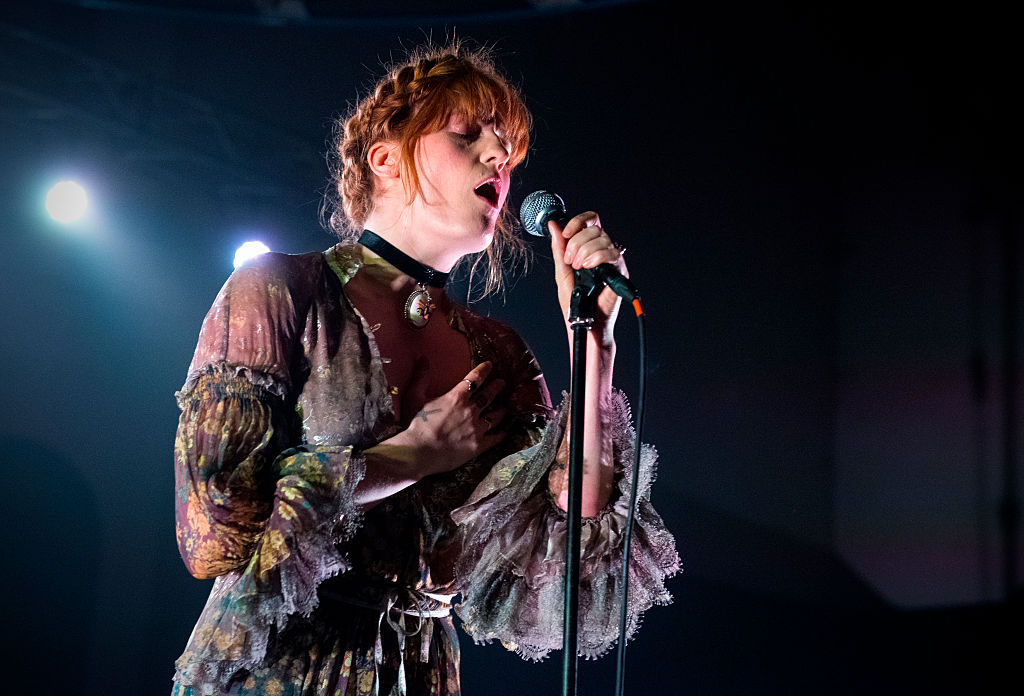 Florence + the Machine covered Fleetwood Mac, and it's actual perfection
