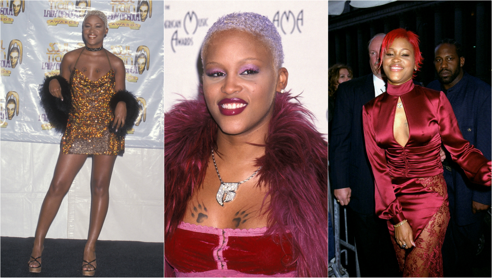 the women of 90s hiphop and rampb whose iconic style we