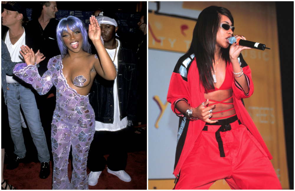 The women of '90s hip-hop and R&B whose iconic style we wanted to steal