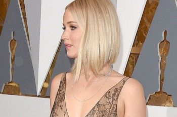 Is Jennifer Lawrence trying to reinvent herself?