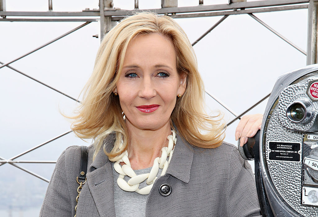 J.K. Rowling just taught us the right way to disagree on the Internet