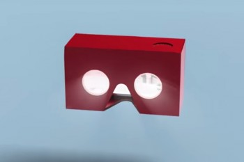 McDonalds is bringing virtual reality to their Happy Meals