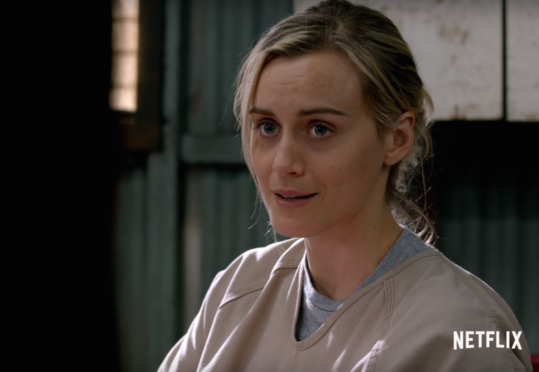 "The new ""Orange is the New Black"" trailer is super short but also super bonkers"