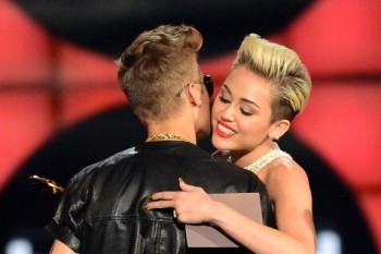 Miley Cyrus just gave Justin Bieber the weirdest and most wonderful birthday shout out