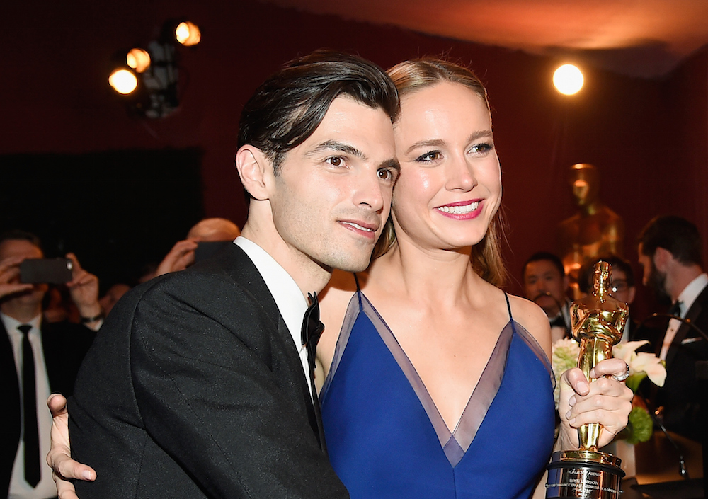 6 reasons why Brie Larson's boyfriend, Alex Greenwald, looks familiar