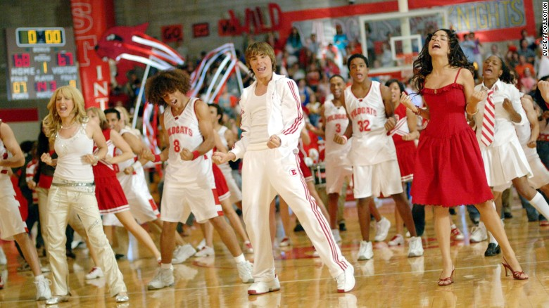 "Listen up, Wildcats: There's going to be a ""High School Musical 4"""